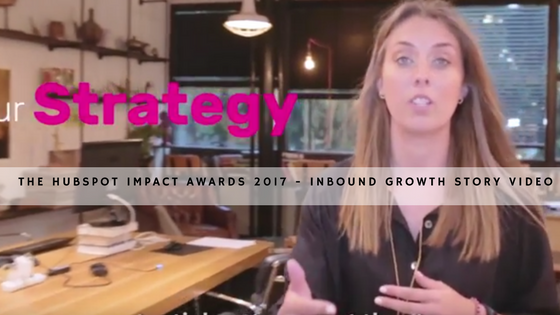 The HubSpot Impact Awards 2017 – Inbound Growth Story Video